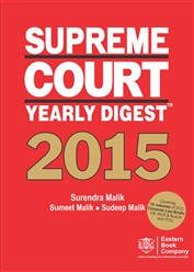 Supreme Court Yearly Digest 2015