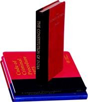 THE CONSTITUTION OF INDIA + CRIMINAL MANUAL  [Coat Pocket Edition of CrPC & IPC]