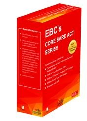 EBC's Core Bare Act Series