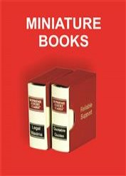 MINIATURE BOOKS