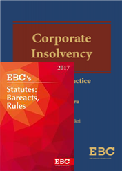 Corporate Insolvency + Insolvency and Bankruptcy Code