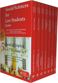Social Sciences for Law Students Series