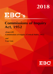 Commission of Inquiry Act, 1952 - (Bare Act)