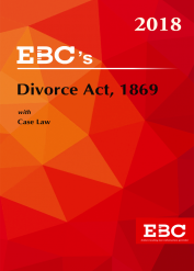 Indian Divorce Act, 1869 with Case Law - (Bare Act)