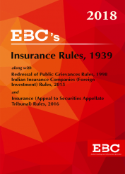 Insurance Rules, 1939 - (Bare Act)
