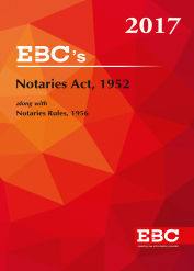 Notaries Act, 1952 With Rules, 1956