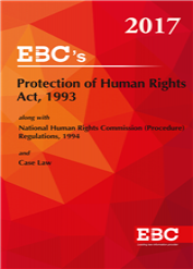 Protection of Human Rights Act, 1993 - (Bare Act)