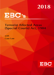 Terrorist Affected Areas (Special Courts) Act, 1985