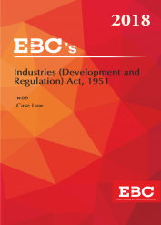 Industries (Development & Regul.) Act, 1951 with Case Law