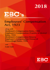 Employee's Compensation Act,1923