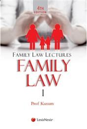 Family Law Lectures: Family Law I