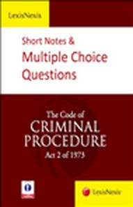 LexisNexis Short Notes and Multiple Choice Questions The Code of Criminal Procedure Act 2 of 1973