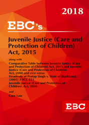 Juvenile Justice (Care And Protection of Children) Act, 2016
