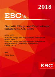 Narcotic Drugs and Psychotropic Substances Act, 1985 with UP Rules