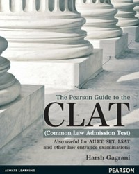 The Pearson Guide to the CLAT 1st Edition
