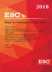 Right to Information Act, 2005 - (Bare Act)