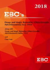 Drugs and Magic Remedies (Objectional Advertisments) Act, 1954