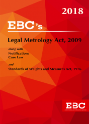 Legal Metrology Act, 2009 with Notification