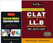 A Comprehensive Guide for CLAT (Common Law Admission Test) & LL.B Entrance Examinations - SET, AILET, LSAT