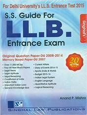 S. S guide for l. L. B entrance exam.