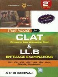 CLAT And LLB Entrance Examination: Study Package