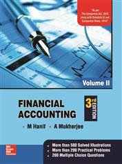 Financial Accounting Vol.-II