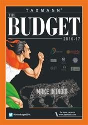 The Budget 2016-17