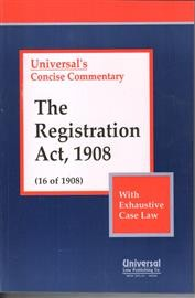 Registration Act, 1908 (16 of 1908) (with Exhaustive Case Law)