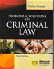 Problems and Solutions on Criminal Law, 3rd Edn.