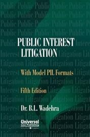 Public Interest Litigation- with model PIL forms