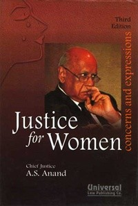Justice for Women: Concerns and Expressions