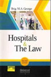 Hospitals & The Law, 2nd Edn.