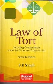 Law of Tort  Including Compensation under the Consumer Protection
