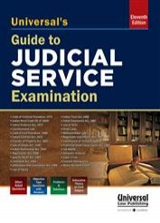 Guide to Judicial Service Examination, 11th Edn.