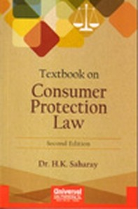 Textbook on Consumer Protection Law, 2nd Edn.