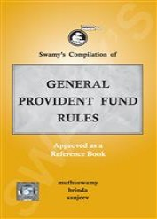 Swamy's Compilation of General Provident Fund Rules