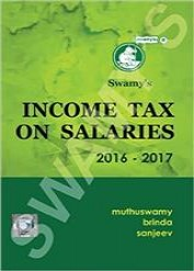 Swamys Income Tax on Salaries- 2016-17