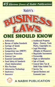 Business Law One Should Know