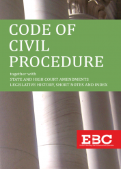 Code of Civil Procedure, 1908 (Pocket) [together with State and High Court Amendments Legislative History]