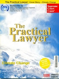 The Practical Lawyer™ [Cover Story - Climate Change]