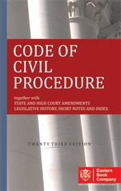 Code of Civil Procedure, 1908 (CPC-Pocket - Old Edition)