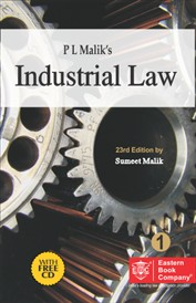 P.L. Malik's Industrial Law (Old Edition)