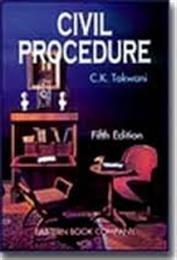 Civil Procedure (CPC-Old Edition)