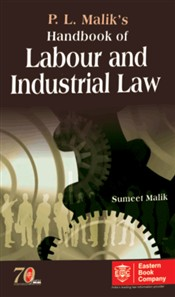 P.L. Malik's Handbook of Labour & Industrial Law  (Pocket - Old Edition)