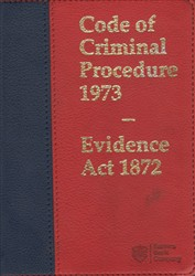 Code of Criminal Procedure , 1973 with Evidence Act, 1872 (Coat Pocket - Old Edition)