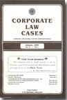 Corporate Law Cases
