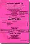 Labour Law Notes (LLN) [Monthly]