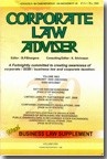 Corporate Law Adviser (CLA) [Fortnightly]