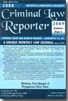 All India Criminal Law Reporter
