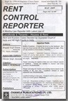 Rent Control Reporter (RCR)
